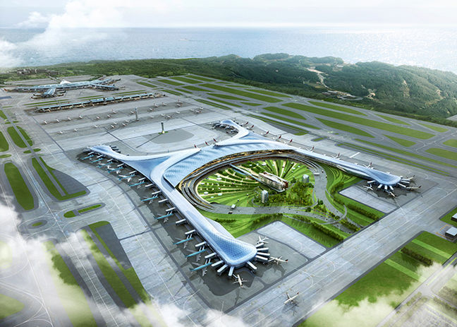 The Airports of the Future Are Here