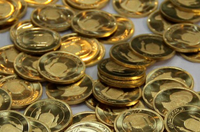 Gold Coin Gains in Tehran Market