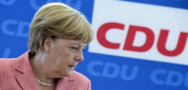 It's Merkel vs. Facebook as Germany Heads Into Election Year