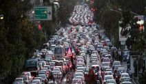 New Tehran Traffic Scheme Takes Off