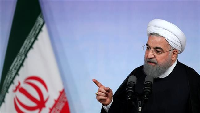 Rouhani: Washington's traditional allies siding with Tehran over JCPOA
