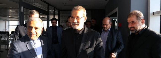 Larijani in Serbia to Attend IPU Meeting