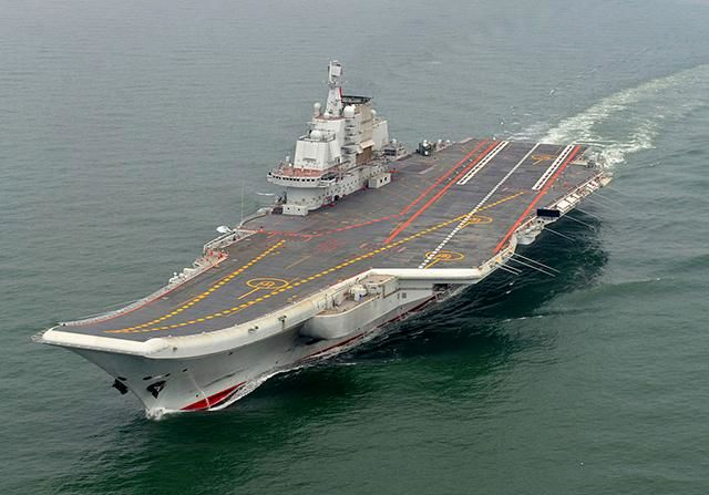 Chinese carrier enters South China Sea amid renewed tension