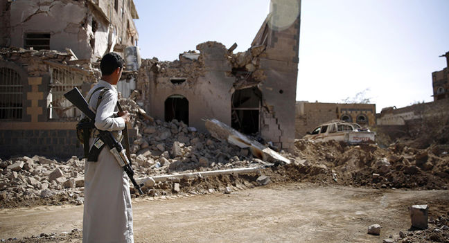 Saudi Arabia intercepts two missiles fired from Yemen, Al Arabiya says