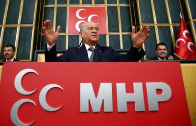 Turkey Considers Erdogan Ally's Call for Early Elections