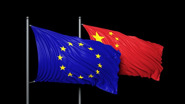 EU Leaders Turn to China After Trump Visit Clouds U.S. Relations