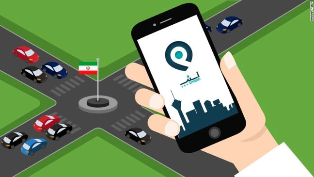 New Move to Restrict 2 Iranian Ride-Hailing Apps