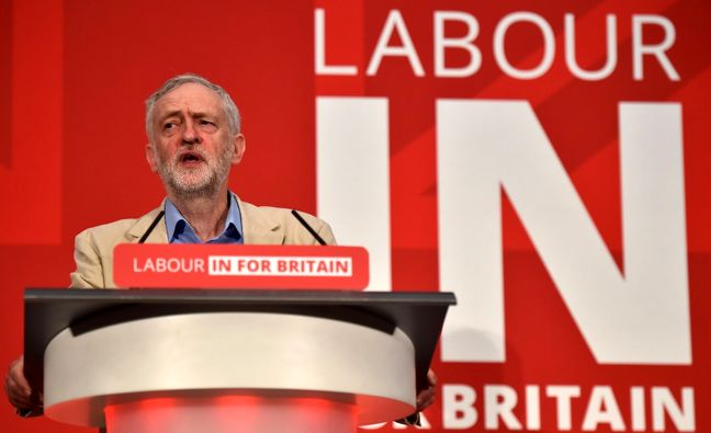 Corbyn Fights to Stay Labour Leader With U.K. Vote a Long Shot
