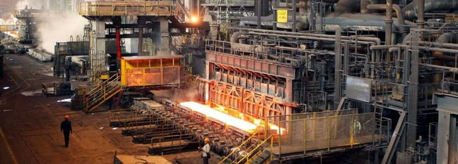 MSC Tops Steel Production