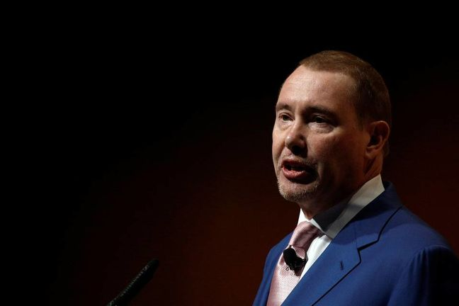 'Sell everything,' DoubleLine's Gundlach says