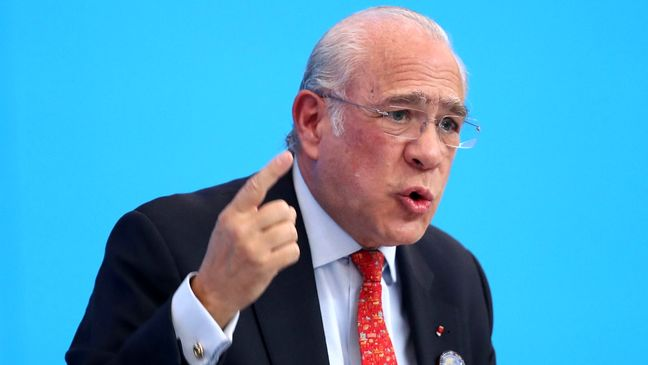 Central Banks Have Run Out Of Ammunition: OECD Chief