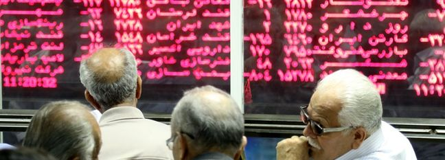 Tehran Stocks Snap 8-Day Losing Streak