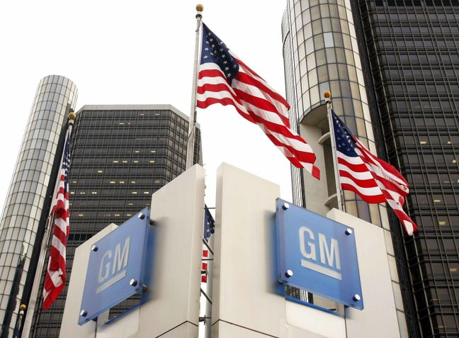 GM remains most valuable U.S. car company, Tesla is No. 2