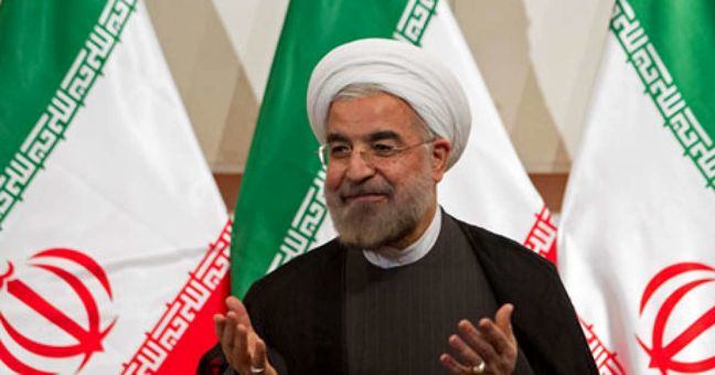 Rouhani urges global cooperation in fighting terrorism