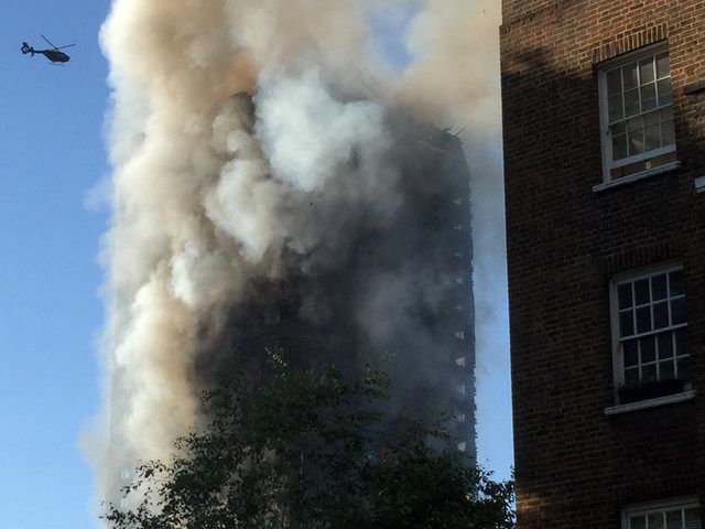 Deadly London apartment blaze began in Hotpoint fridge freezer, police say