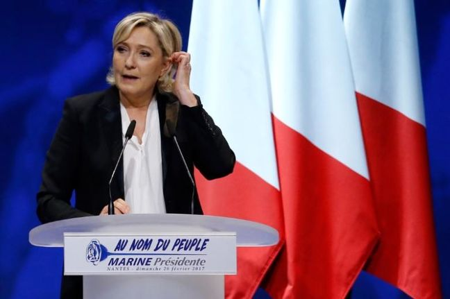 Even Record Low French Turnout May Not Be Enough for Le Pen Win