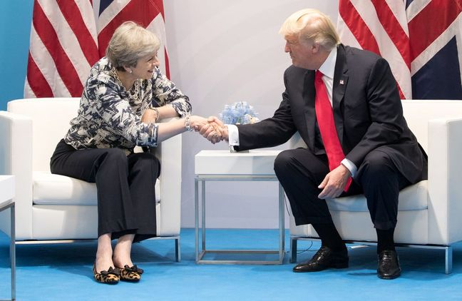 Post-Brexit U.K. Trade Deal with Trump Is Easier Said Than Done