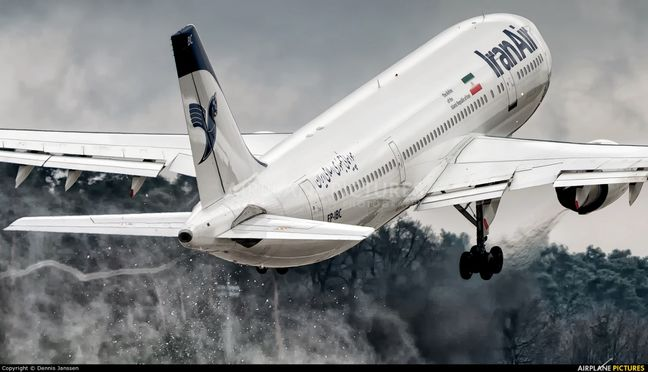 3rd New Airbus Operates Maiden Int'l Flight