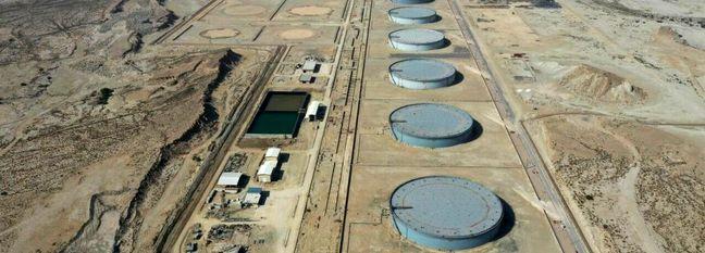 Gas Condensate Terminal Opens in Qeshm Island