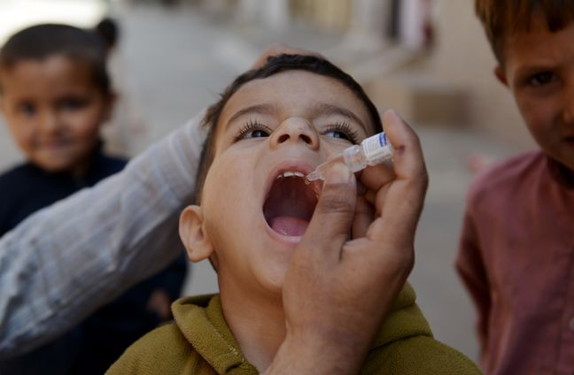 Polio in phase of 'complete eradication' in Iran