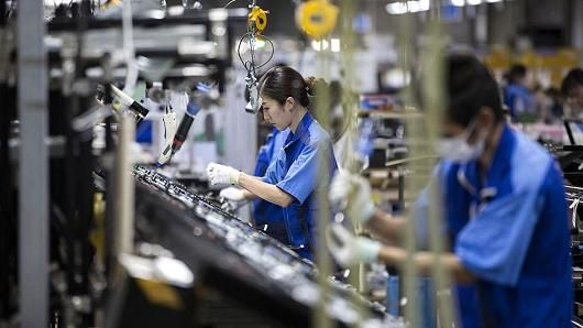 Japan core machinery orders fall as Trump, demand uncertainty sets in