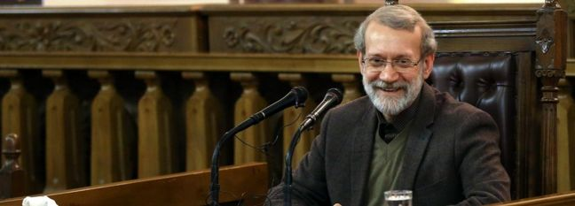 Larijani Not to Run for Parliament, President