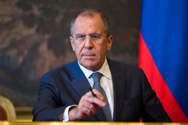 Russian FM blames US biased behavior toward Iran