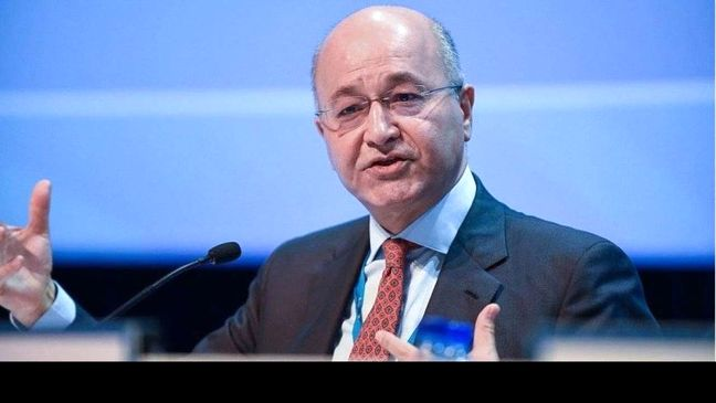 Iraqi President: Ties With Tehran Indispensable