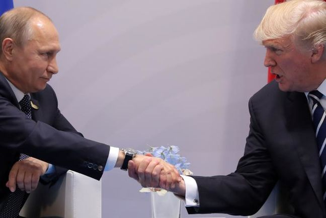 Trump Says He Wants to Work 'Constructively' With Russia