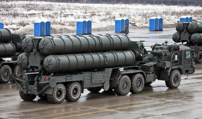 Russia deploys advanced S-400 air missile system to Crimea: agencies