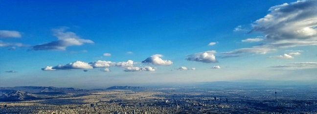 Tehran Air Quality in May Healthy on Only One Day