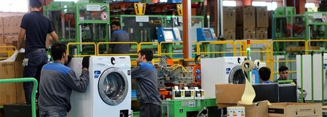 Strong Rise in Domestic Home Appliance Production
