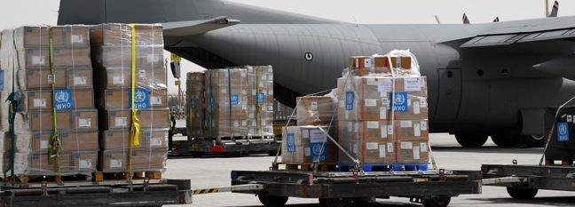 WHO Sends Medics, Supplies as COVID-19 Flares Up in Iran