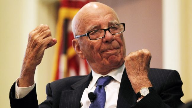 Murdoch Seeks to Dent Google's Ad Dominance After YouTube Revolt