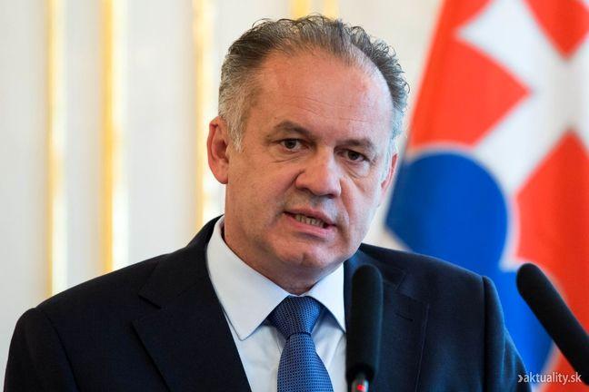 Zarif, Slovakian president meet in Bratislava