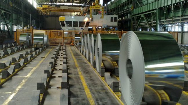 Iran's Industry Grows Fastest in H1