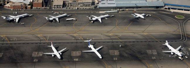13% Decline in Iran Airport Traffic
