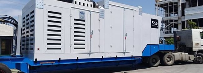 10MW Mobile Power Plant Ready for Synchronization