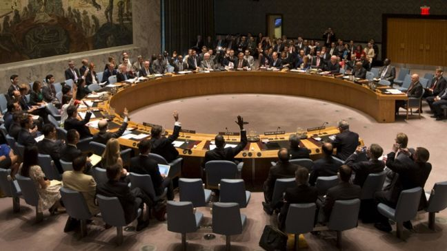 U.N. Security Council calls for Aleppo evacuation monitoring