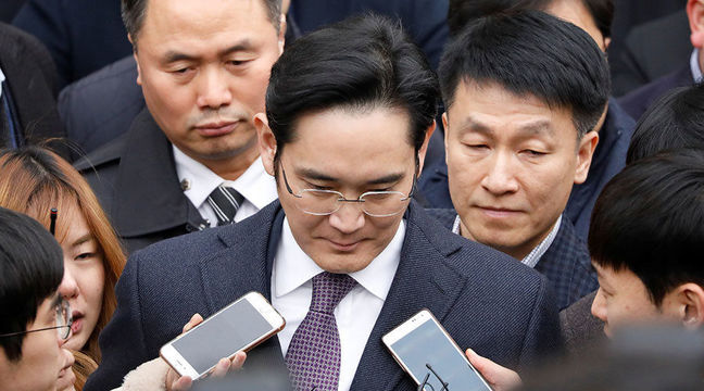 Prosecutor Says Samsung Scandal a Sign of 'Chronic Corruption'