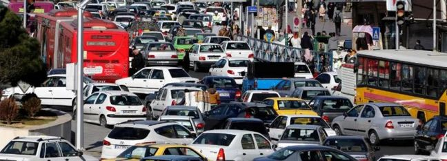 Tehran Air Pollution Reduction Plan Set for Weekend Launch: Better Late Than Never