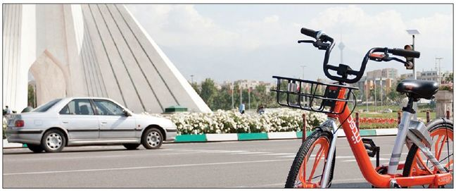 Tehran Municipality Promoting Cleaner Modes of Transportation