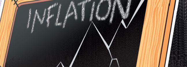 Food & Beverage Inflation at 31.6%