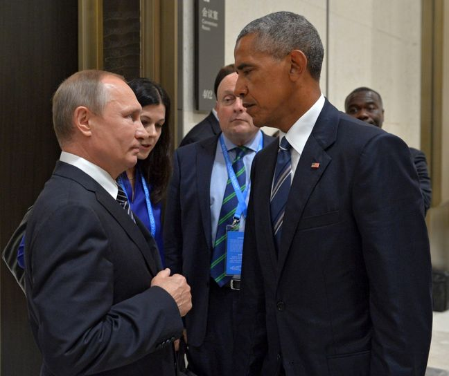 U.S., Russia in 'Tough' Negotiations Over Syria Cease-Fire, Obama Says