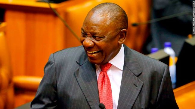 Ramaphosa Elected South African President After Zuma Quits