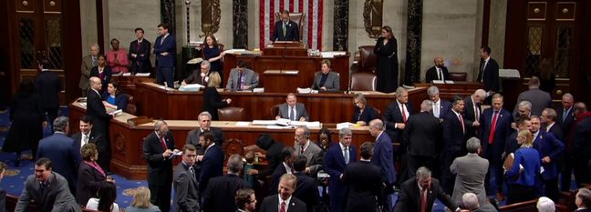 US House Curbs Trump's Ability to Wage War Against Iran