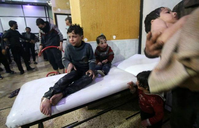 Chemical Weapons Watchdog in Syria to Begin Probe on Wednesday