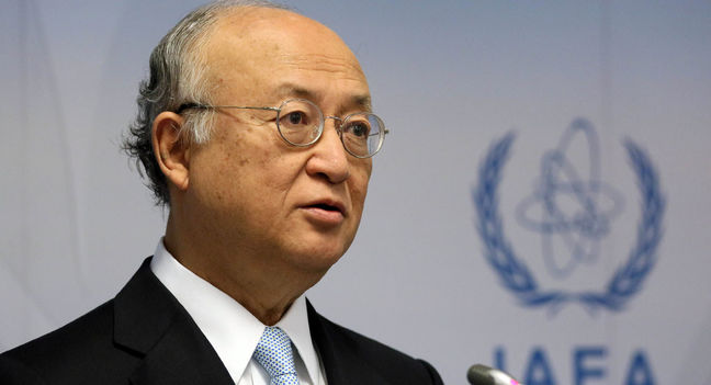 Iran's nuclear activities in line with JCPOA: IAEA Director-general