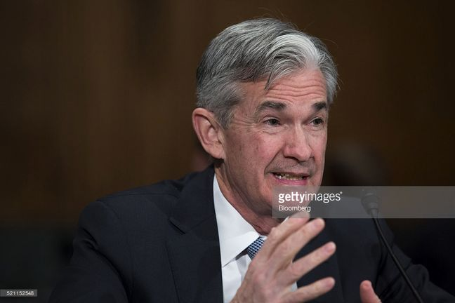 Fed's Powell urges patience on U.S. rates, citing growth risks