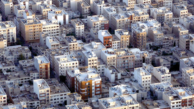 Tehran Home Sales Increase